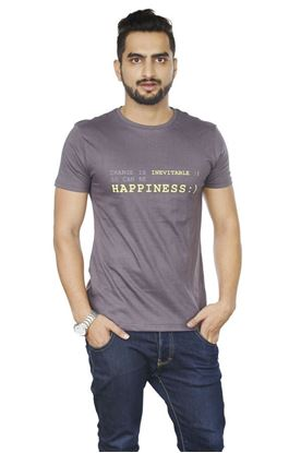 Picture of SENTIDO Inevitable happiness T-shirt